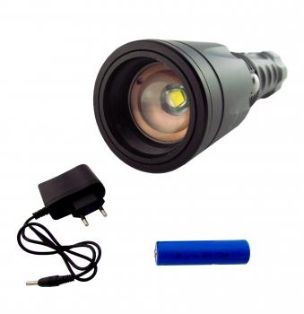 celric 430 lumen t6 zoom high power led taschenlampe. Black Bedroom Furniture Sets. Home Design Ideas